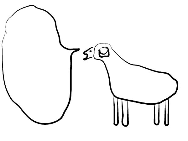 年賀状 羊 15 年賀状 イラスト